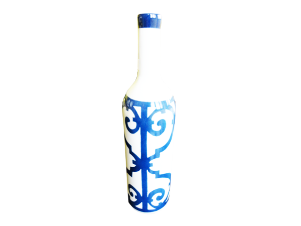 bouteille en porcelaine