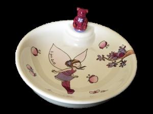 assiette chauffante librecours porcelaine