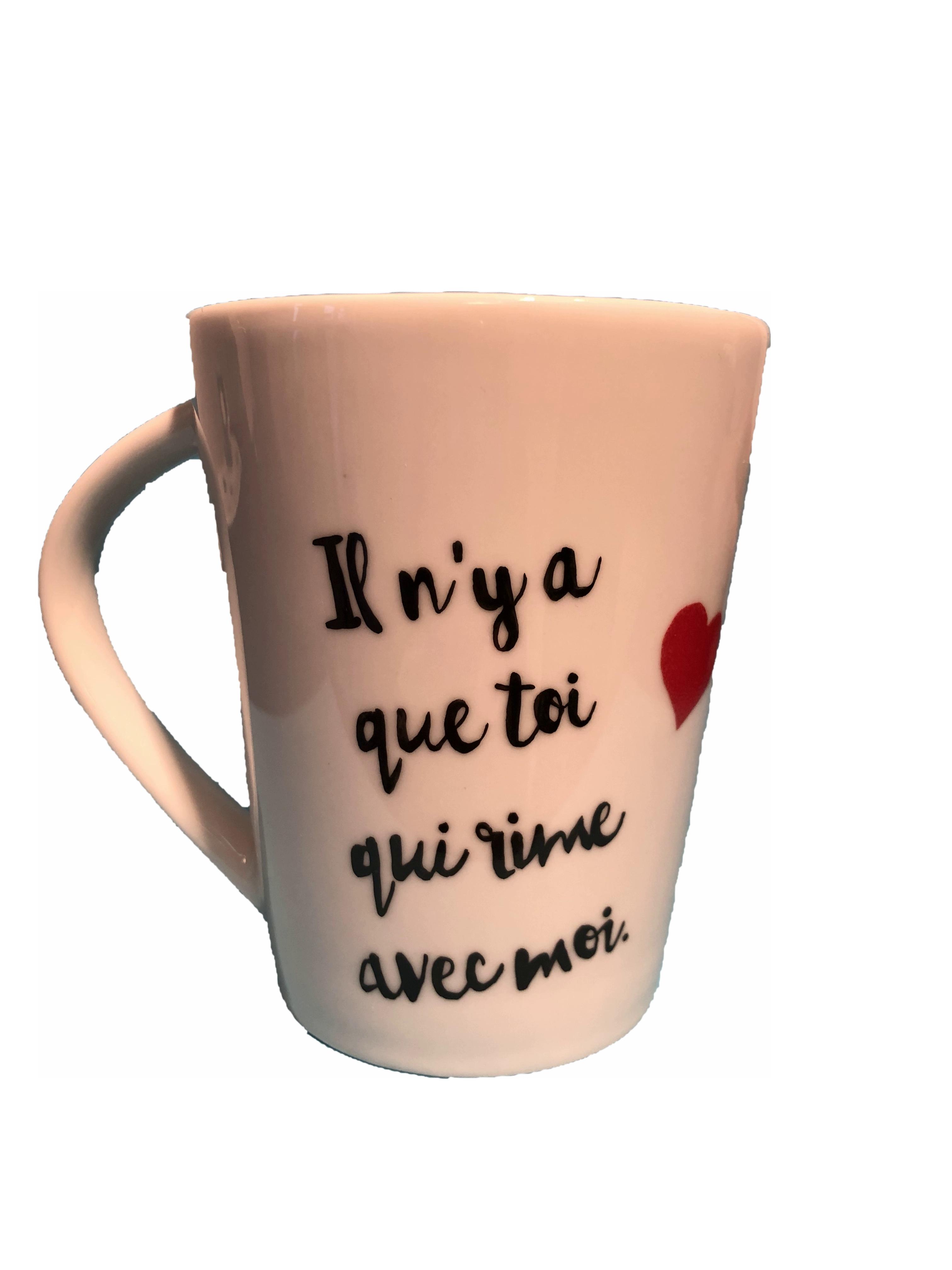 Mug Declaration d'Amour